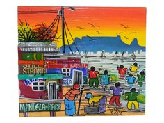 township art - Google Search South African Artists, Art Club, Cape Town, Art Google, Love Art, Park, Poster, Camps, Google Search