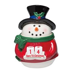 Sweet Little Count Down for Kids!!! Get it before its gone.   Snowman Countdown Scentsy Warmer