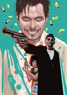 #Leon_The_Professional by Germán Peralta *