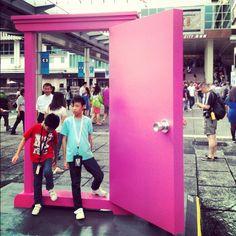 #隨意門 - @iorikong | Webstagram