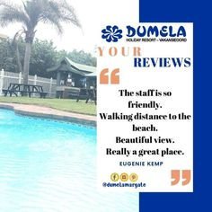 We are so blessed to be in the business of making memorable holidays come true!  With that in mind, we hope you enjoy reading our amazing guest's reviews! Read them all on our website, link in bio.  We would like to give a special shout out and say thank you to Shelly Bauer, Eugenie Kemp and Marian Paulik for giving us this awesome feedback!  #review #testimonial #feedback #haveyoursay #customerservice #accommodation #selfcatering #kznsouthcoast #durban #southafrica #MeetSA #instaholiday…