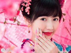 Mayu Watanabe(AKB48) photos by Mika Ninagawa