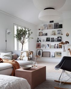 Candles And Stars In A Cosy Swedish Home At Christmas Scandinavian Living,  Scandinavian Interior,