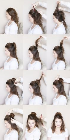 Half Up // Messy Top Knot // Beauty Tutorial // Blogger // Beauty Blogger // Sunkissed and Madeup
