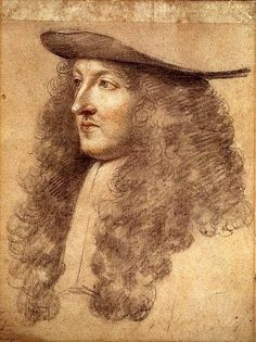 Louis XIV by Charles Lebrun
