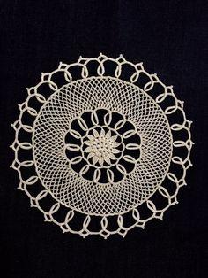 シンプルに見えるけど、編むのは結構面倒くさかった・・・