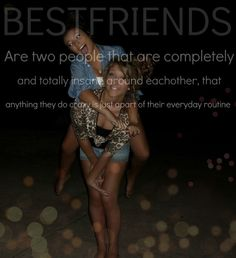 best friend quotes, this is SO me and my BFF! Love My Best Friend, Bestest Friend, Best Friends For Life, Best Friends Forever, True Friends, Bff Quotes, Best Friend Quotes, Cute Quotes, Friendship Quotes