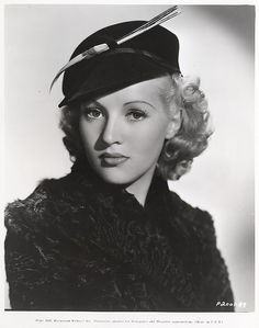 Betty Grable, 1930s