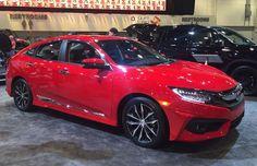 Nova geração do sedã apareceu pela primeira vez em um salão de carros