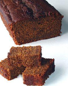 Tea and Wheaten Bread: Mammy Rita's Sticky Ginger Bread