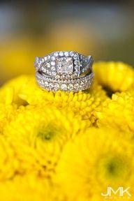 Wedding rings photo by JMK Photos