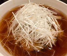 和 のねぎラーメン。地元特産の千寿葱がたっぷり!