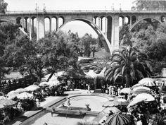 Arroyo Seco Bridge LA