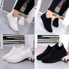 c057dccfe730  11.49 - Womens Outdoor Sports Shoes Fashion Breathable Casual Sneakers  Running Shoes-Hot  ebay