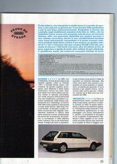 Volvo 480 magazine review 2/8