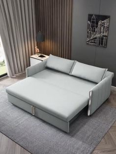Small Room Design Bedroom, Living Room Sofa Design, Bedroom Furniture Design, Home Room Design, Living Room Designs, Sofa Come Bed Furniture, Sofa Cumbed Design, Cama Design, Sofa Set Designs