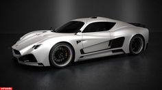 Italys other supercar - the Mazzanti Evantra V8  More About Us: http://krigarealestate.com