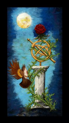 The Nightingale and The Rose. Looking for inspiration for an exhibition submission, I walked the Botanic Gardens in Dublin and upon seeing the sundial, it reminded me of the sad Oscar Wilde story of the Nightingale and the Rose, which I loved. This is a large piece (750 x 1400), made by wet felting with needle felted detail, then framed against a black background.