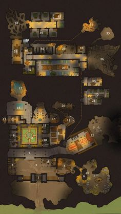 Dwarves stronghold