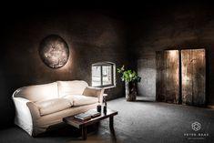 Wabi Sabi style interior by Axel Vervoordt   Photo credit Peter Baes