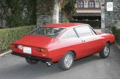 1973 Moretti Fiat 127