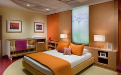 TRENDS ON PATIENT ROOMS   Nadia's Room   Beyond the Trend