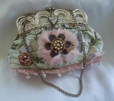 gorgeous upcycled bag
