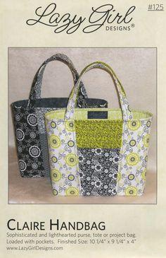 653dc26dbb52 Claire Handbag By Hawley