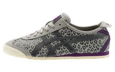 38c6cc4343b Onitsuka tiger animalier pack AW LAB exclusive edition   mexico 66 Leopard  grey