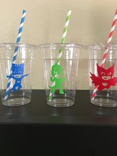 Hey, I found this really awesome Etsy listing at https://www.etsy.com/listing/457631860/pj-mask-party-cups