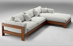 Diy Sofa, Diy Pallet Sofa, Wood Patio Furniture, Furniture Sofa Set, Furniture Design, Wood Sofa, Furniture Stores, Cheap Furniture, Furniture Disposal