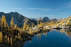 Twisp Pass, North Cascades. 9 miles round trip, 5 hour drive. Larches in the fall!