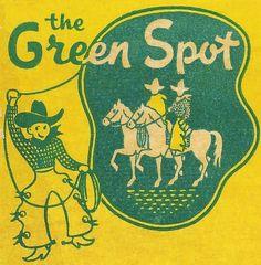Green Spot Cowboy by hmdavid, via Flickr