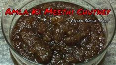 Amla Ki Meethi Chutney | Amla Khatti Meethi Chutney | Gooseberry Sweet Chutney | Amla Chutney Recipe