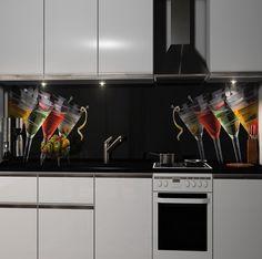 Selbstklebende Folie Küchenwand Möbel & Wohnen Kuechenrueckwand Folien 718898