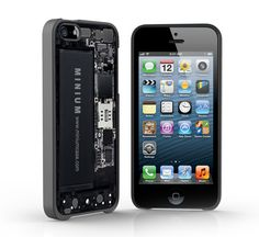 The MINIUM X-RAY iPhone Case