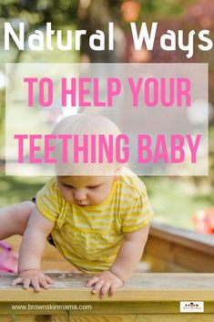 When your baby starts teething it can be quite a tough time for both mom and baby. There are some great natural pain relief remedies that you can use to help you both. Effective Remedies For Your Teething Baby Baby Teething Remedies, Natural Teething Remedies, Natural Remedies, Mother And Baby, Mom And Baby, Natural Pain Relief, After Baby, Newborn Care, Natural Baby