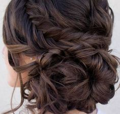 Updo Wedding Hairstyles Bridesmaids