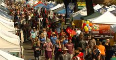 Since 1989, the Escondido Street Faire has brought live entertainment, over 500 vendors, children's rides and activities, and food from around the world to the downtown tree-lined streets of Escondido. Covering seven blocks along historic Grand Avenue, the Escondido Street Fair is the second largest single-day fair in California. Come and enjoy this family friendly event which takes place each May and October.