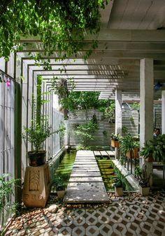 Escritório Growing Green,© Vu Xuan Son