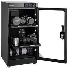 Cách lựa chọn tủ chống ẩm máy ảnh - AnhDucDigital.vn on Behance