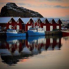 @sweden - Skärhamns hamn by @swejed