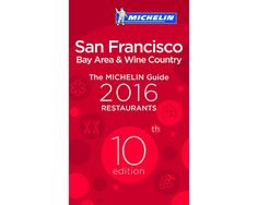 Michelin stars are announced for the Bay Area.