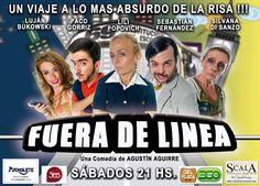 FUERA DE LINEA 2014 / TEATRO PORTEÑO