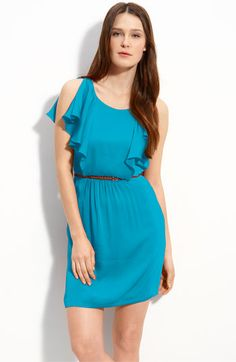 Julie Dillon Georgette Blouson Shift Dress, Nordstrom.com, $178
