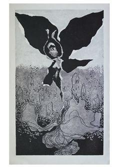 "Reetta Harmaala, ""Dance of Life""   Linoleum Engraving on Paper   $760   Source: http://www.art-mine.com/artistpage/reetta_harmaala.aspx   Agora Gallery   Contemporary Fine Art   NYC, NY"
