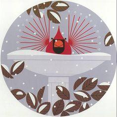 charlie harper winter cardinal