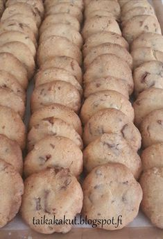 Sweet Cakes, No Bake Cookies, Dessert Recipes, Desserts, Food Gifts, Cookie Bars, Biscotti, Banana Bread, Food And Drink