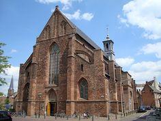 Bibliotheek Zutphen / Broederenkerk (NL)