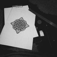 #mandalas #mandala #bnw #lineart #art #draw #sketch #artist #drawing